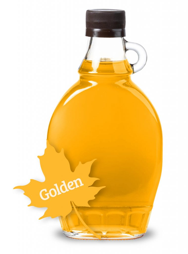 Highland Sugarworks maple grade golden